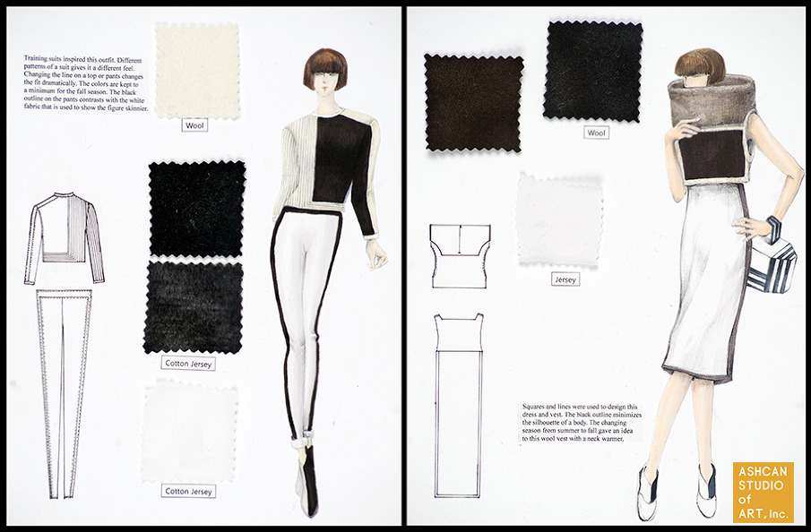 13 Jieun Kim Fit Fashion Design Ashcan Studio Of Art Inc