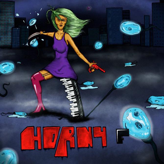 Horny F dj et producteur de musique électronique