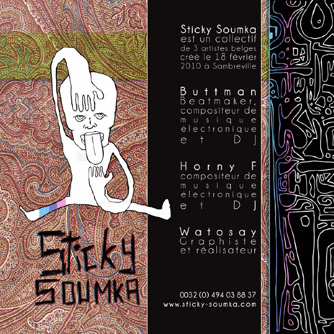 presentation de Sticky Soumka