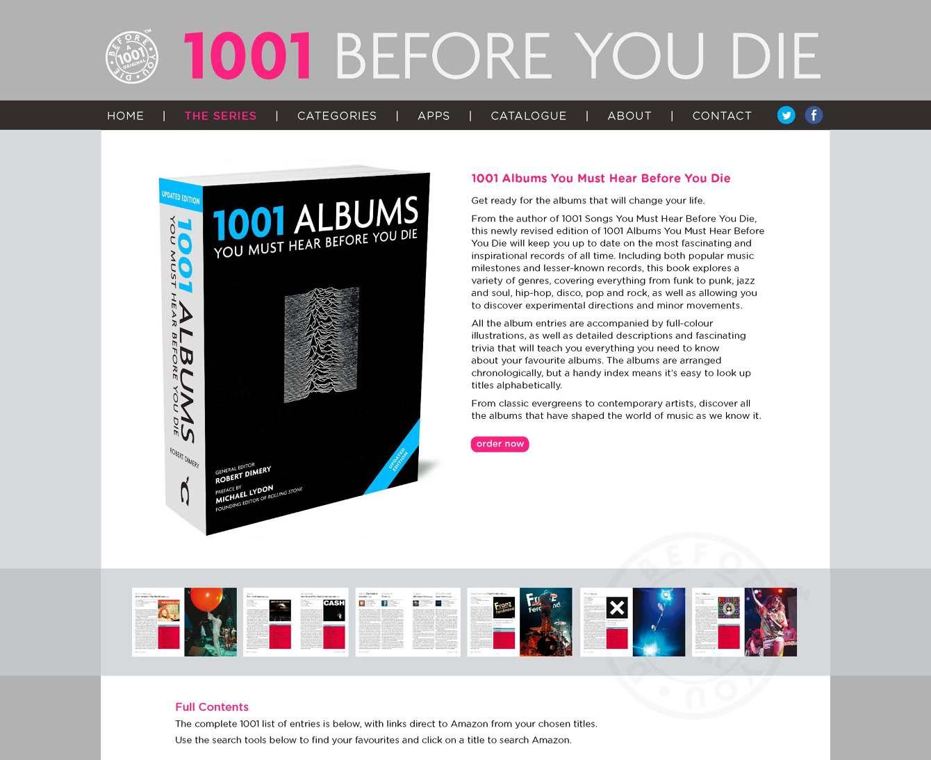 1001 Games To Play Before You Die List 1001 before you die website - isabel eeles