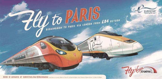 Fly Virgin Trains - Seth Jones