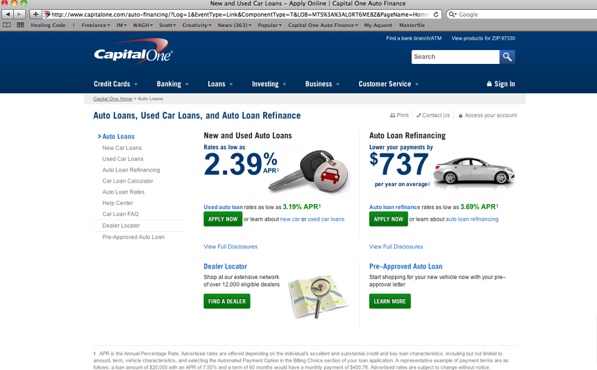 Capital One Auto Finance Login | Upcoming Car Release 2020
