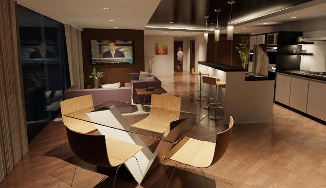 Spires  The Rise Manhattan High Apartments Chelsea -