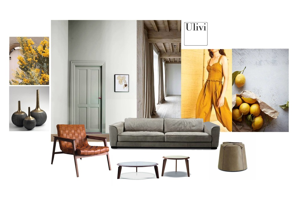concept mood board interior design