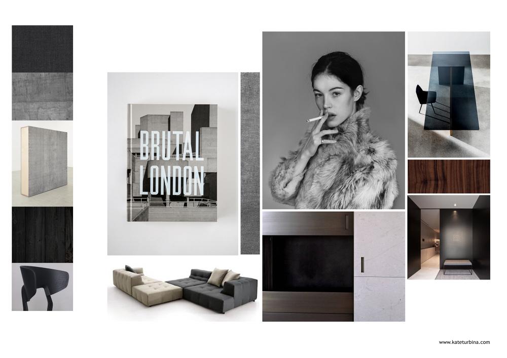 Mood Board Kate Turbina Personal Portfolio,One Bedroom Apartment Plans In Kenya
