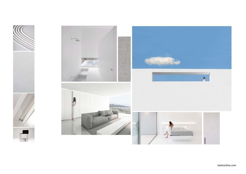 Minimalist Interior Design Mood Board - Weihnachtsdeko Basteln
