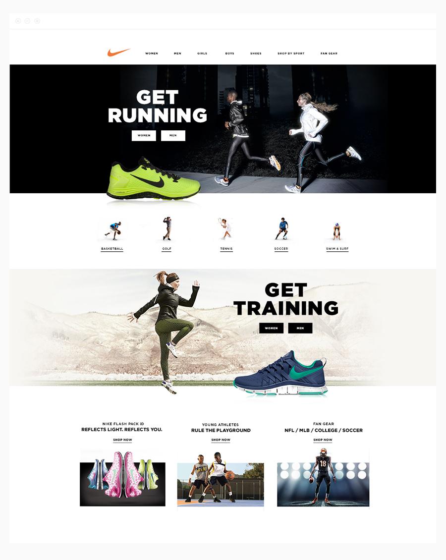Nike - Paul Altott