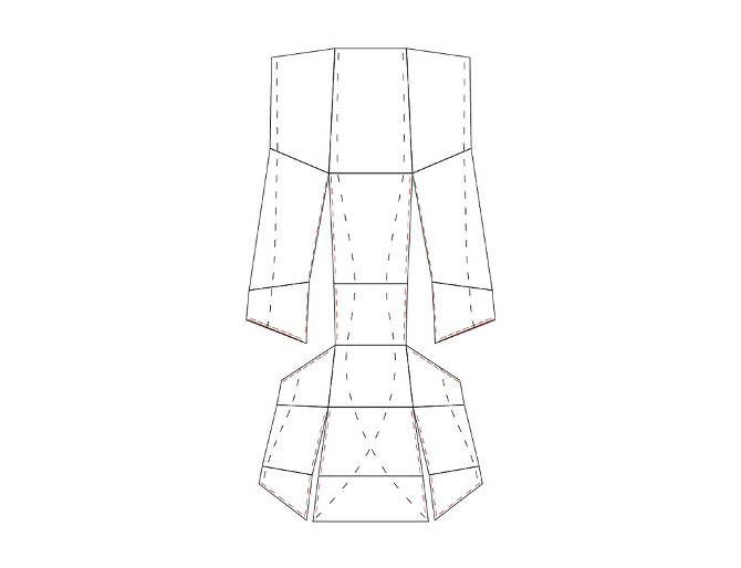 Corset chair daveaton for Cargo collective templates