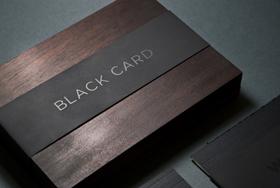 Visa Local Offers >> Visa Black Card - Aaron Trigg   Design   Photography