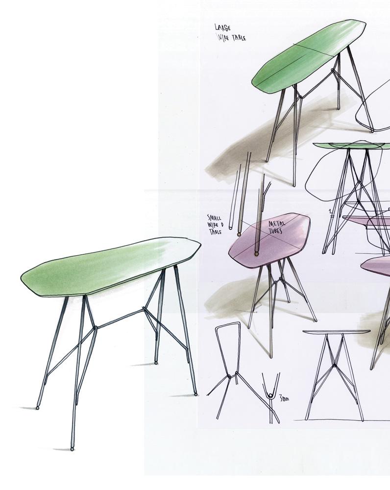 Emil side table frankrettenbacher zanotta greentooth Gallery