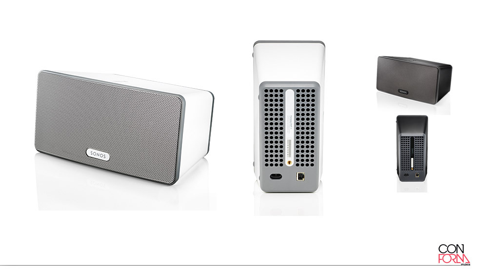 how to set up sonos music library