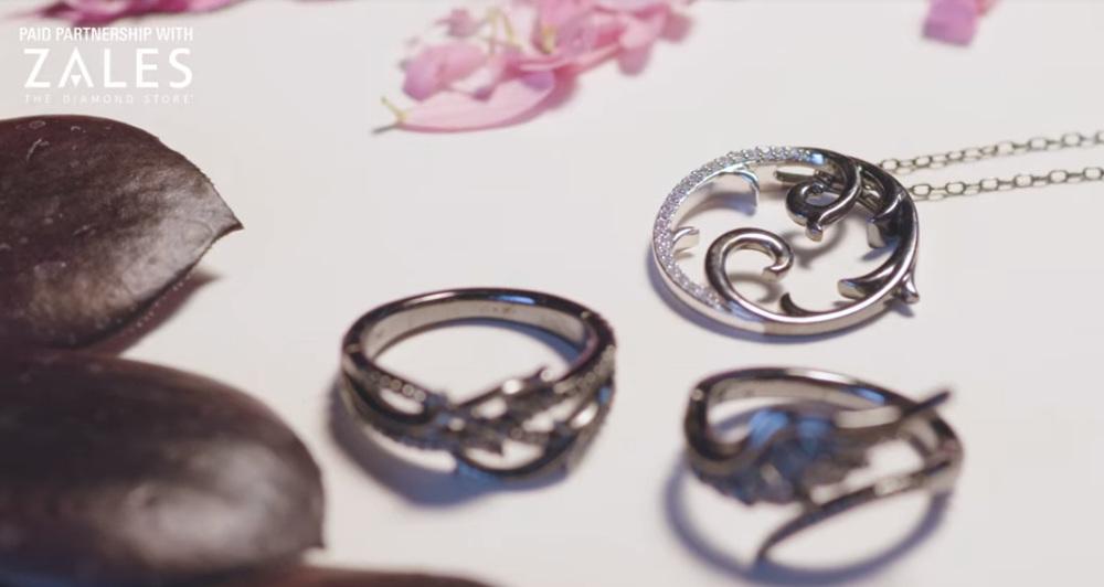 Disney X Zales Jewelers Sunny Gu