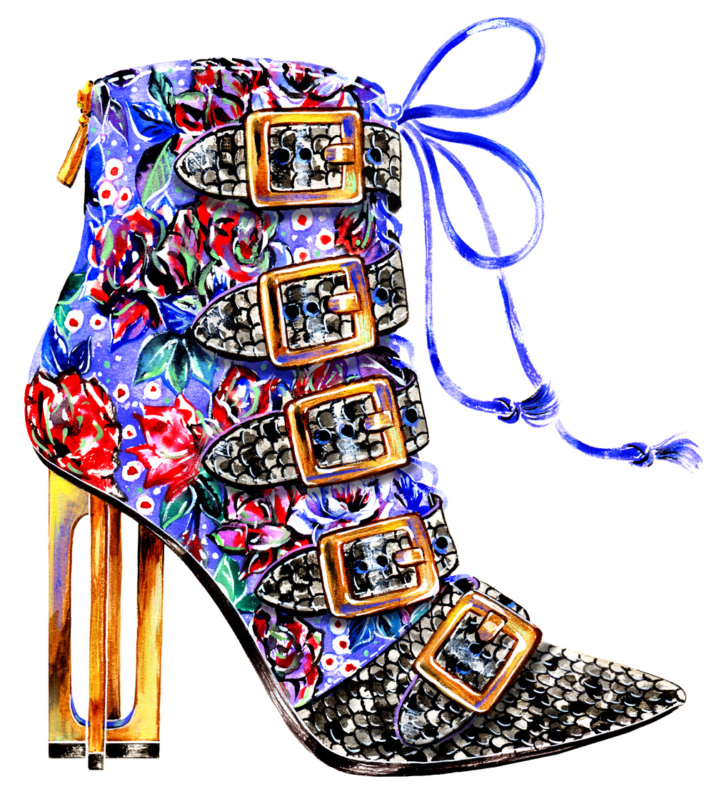 Shoe Addiction Sunny Gu