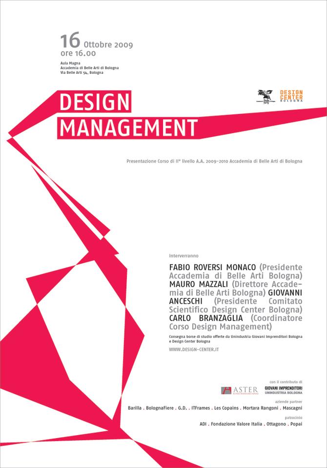 Design Management - Stefania Biagini