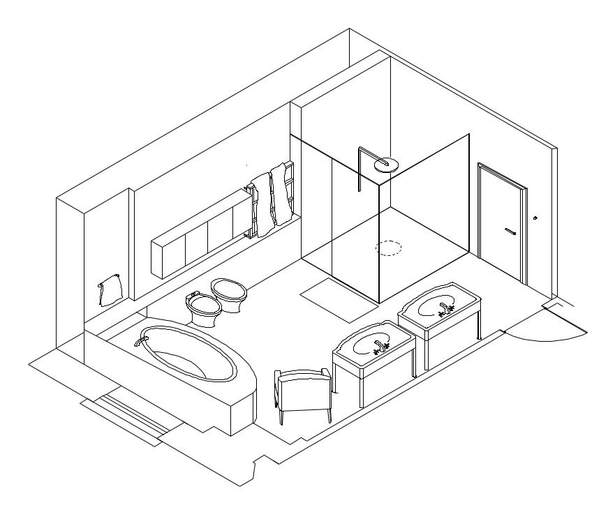 pillow drawing isometric - 881×737
