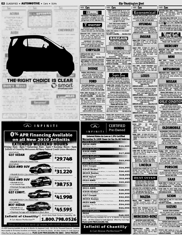 how to create a newspaper ad