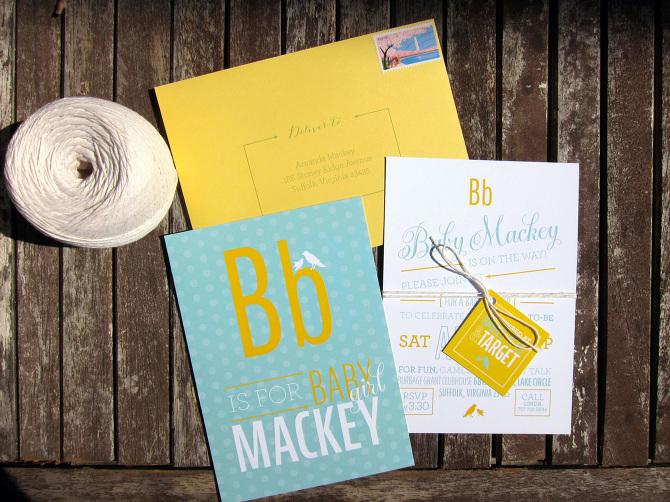 B Is For Baby Mackey Tina Tabibi