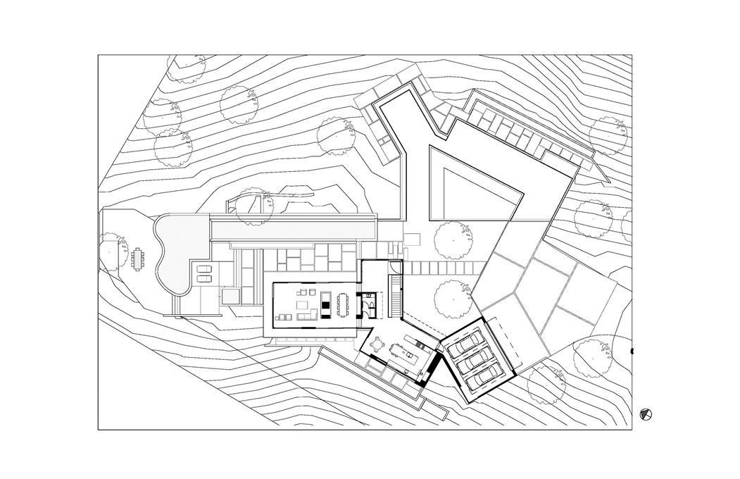 Beverly Hills Houses Floor Plans