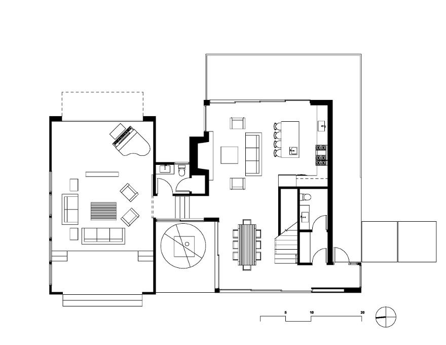 Oak Pass Guest House Walker Workshop Design Build