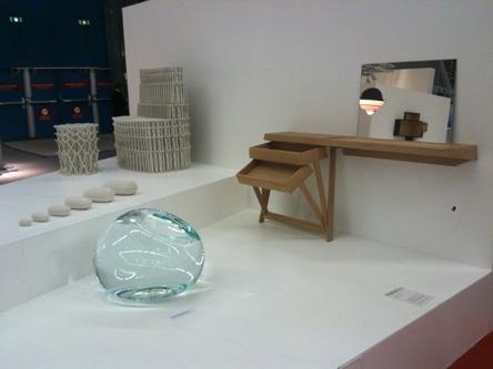 SheLLf Collection Presented At Maison Et Objet Paris 2011