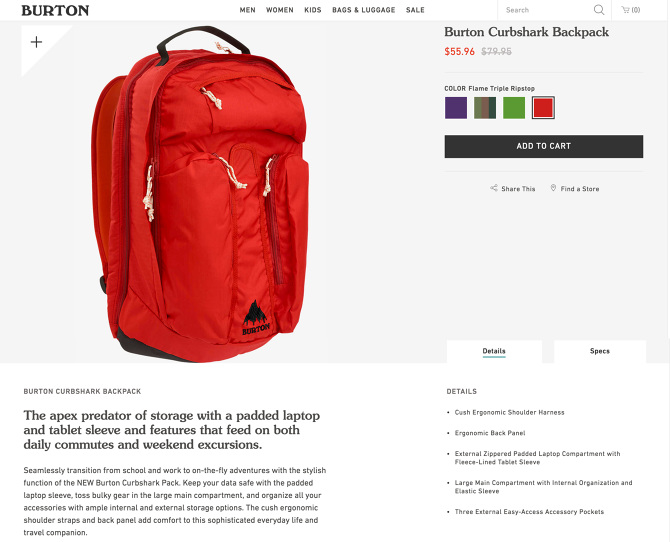 Burton / Bags and Accesories - jessehuffman com