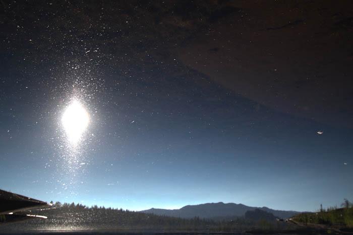 Sky Morning Star Stars in The Morning Sky