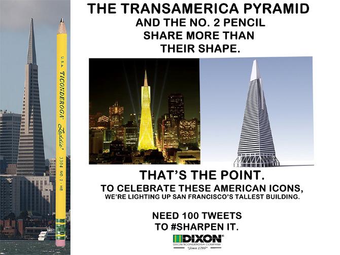Transamerica Pyramid Drawing Logos They Draw Using no