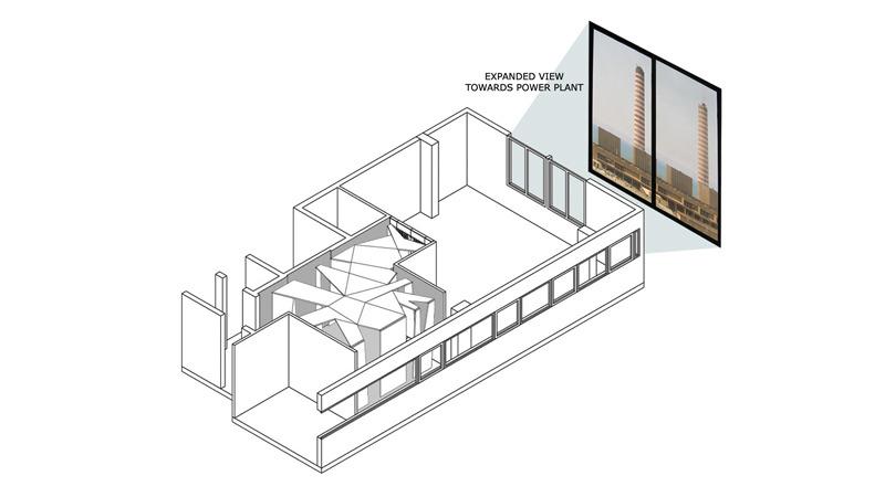 Fashion Designer Studio Minus5 Architects