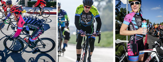 Cycling / Triathlon Kit Design - Kari Szentesi