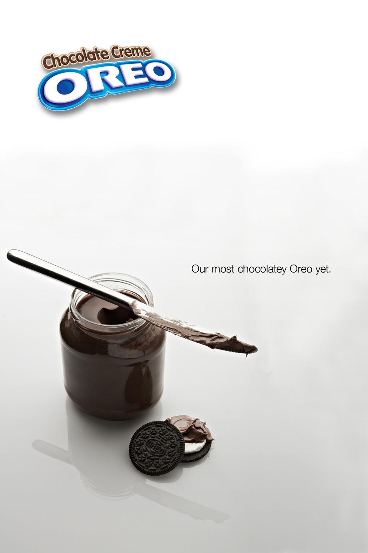 Chocolate Oreo Launch - Richie Wykes
