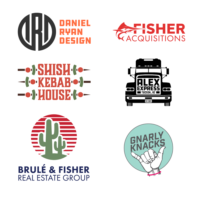 Logo Design Daniel Ryan Design