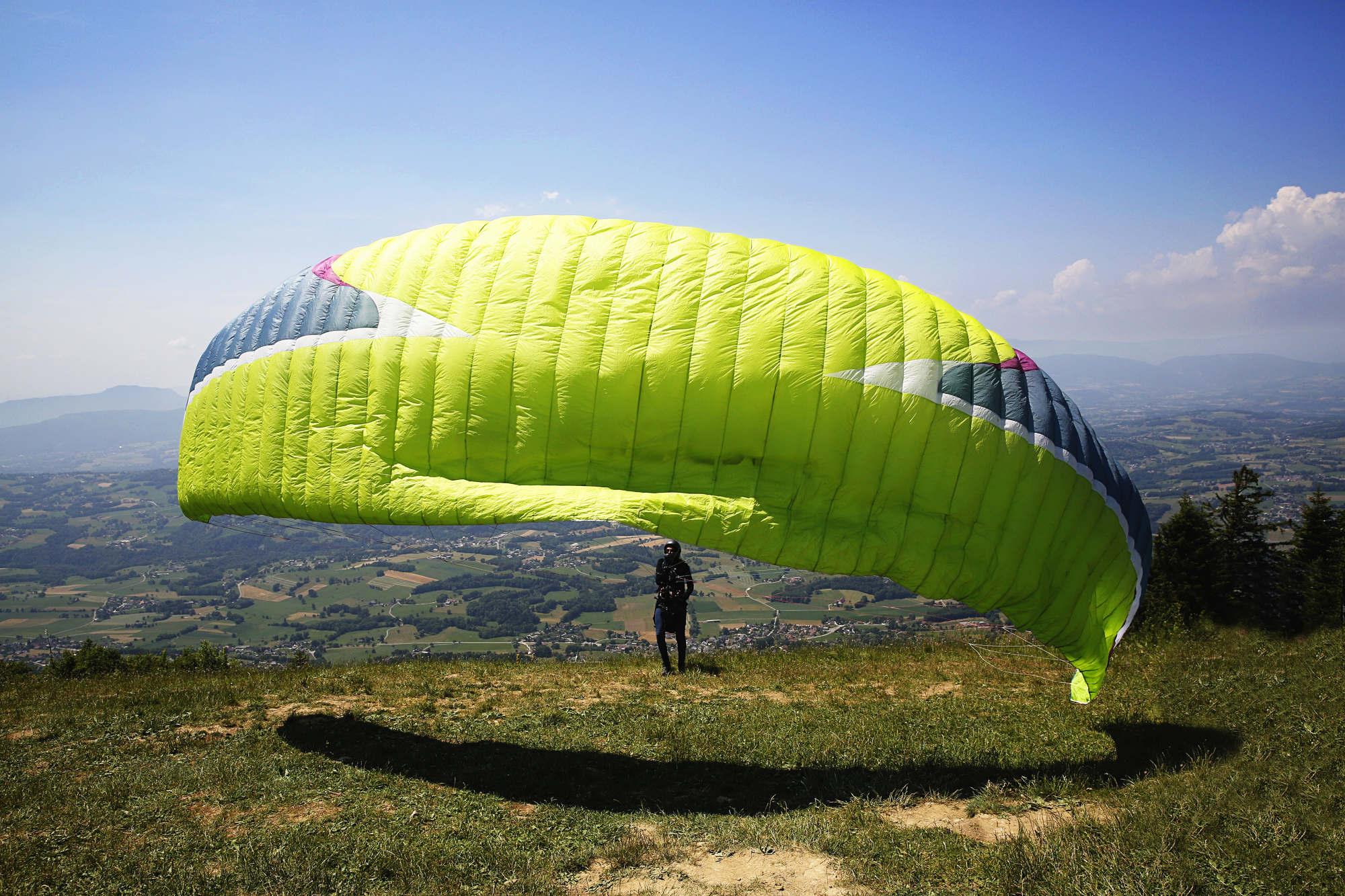 Biologist, Paraglider, Annecy, France - RiverFlowsThroughIt