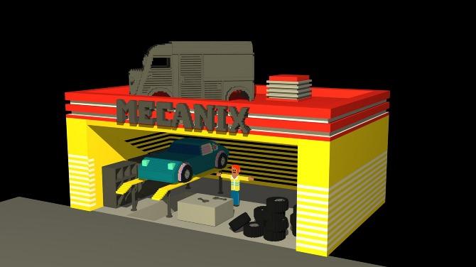 Rubika claire b for Top garage villeurbanne