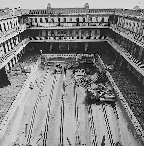 Banos San Sebastian.Banys De Sant Sebastia 1982 Manelubeda