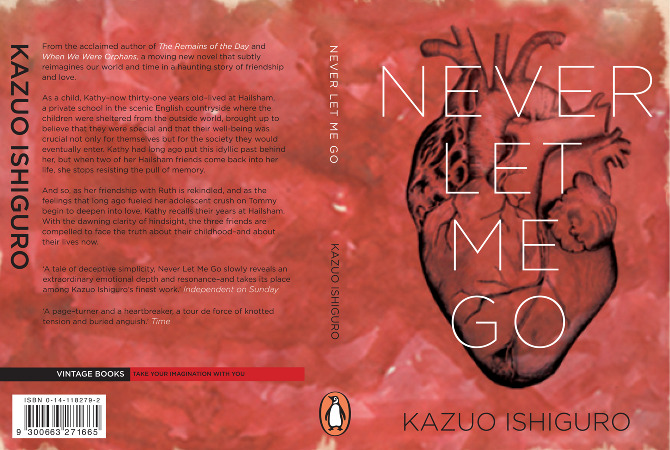 never let me go tragedy of novel Never let me go characters next kathy h kathy h the novel's narrator and  and kathy learns from miss emily that this deferral process never really existed.