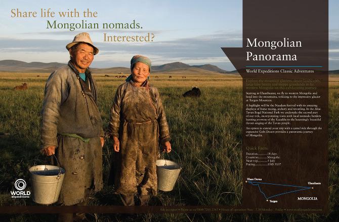 National Geographic Magazine Paul Johnson