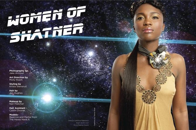 911a1da0260 Women of Shatner - jen hughes hair