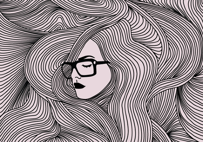 Ilustracion on Dibujos Faciles