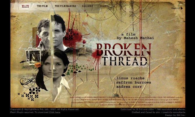 Broken thread