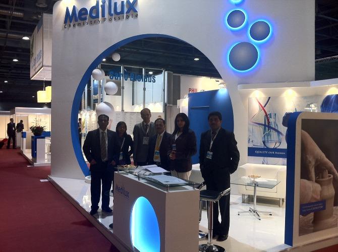 Re-branding Medilux - a new look - a new beginning