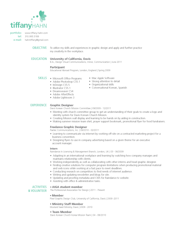 graphic design resume pdf dental vantage dinh