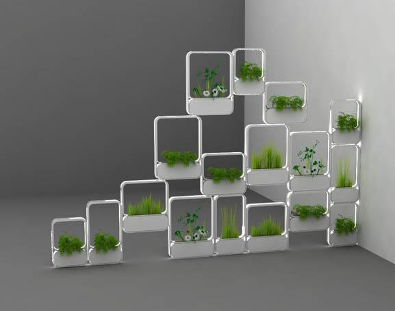 Indoor Planter Ranadesign
