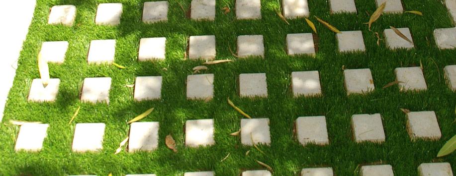 C sped artificial paisajismo arteche jardiner a - Tipos de cesped artificial ...