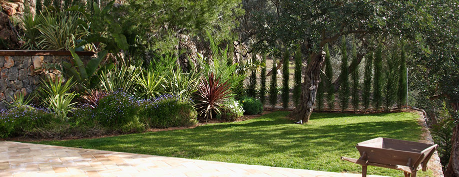 Mantenimiento de jardines paisajismo arteche jardiner a for Trabajo de mantenimiento de jardines