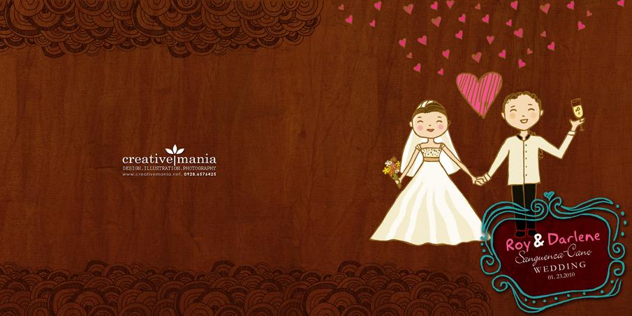 Pictures Of Creative Wedding Album Cover Design Kidskunst Info