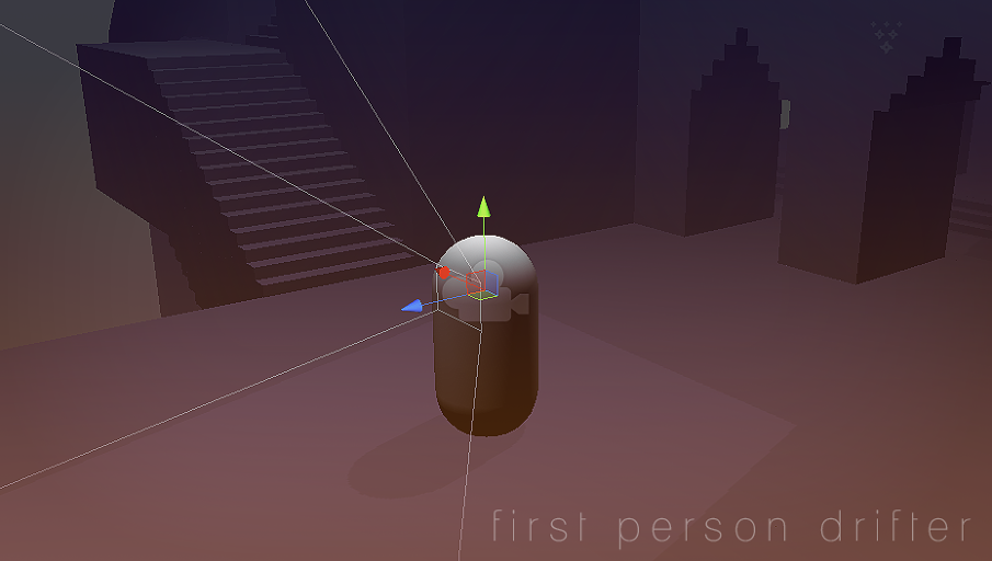 First Person Drifter for Unity – Ben Esposito