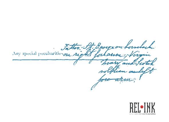 REL•INK Indelible Narratives - www pierreportelli com