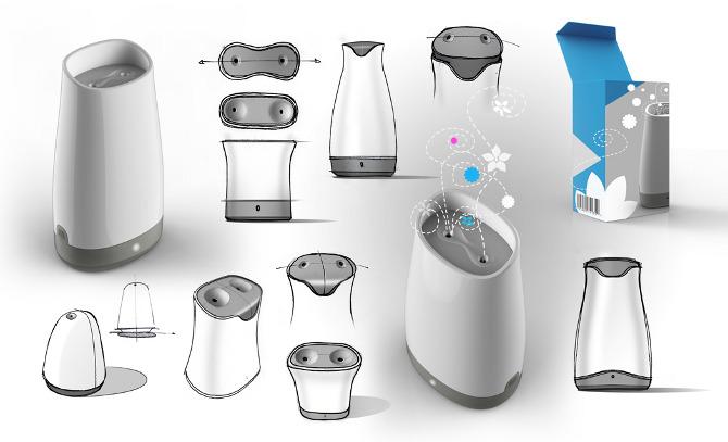 Air Freshener Dennisur Design