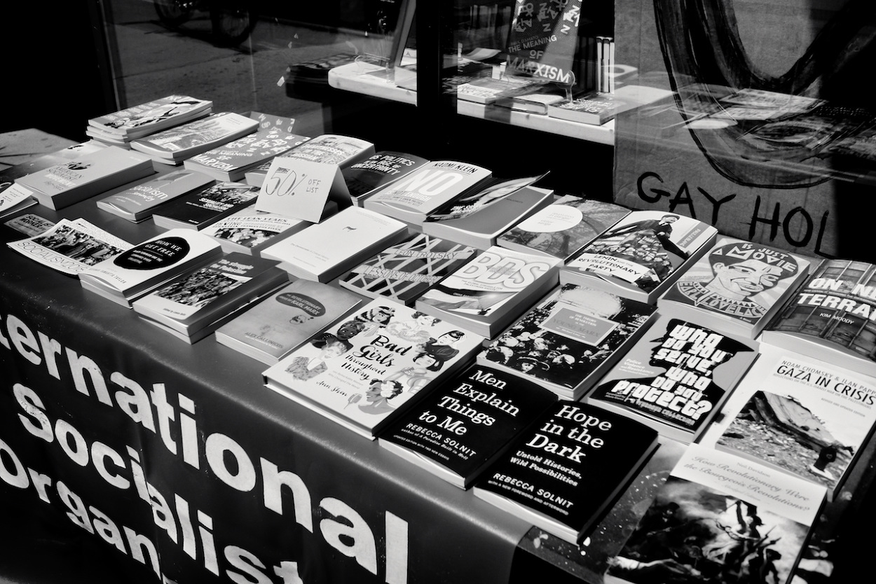 Pop Up Radical Book Store New Normal Photography