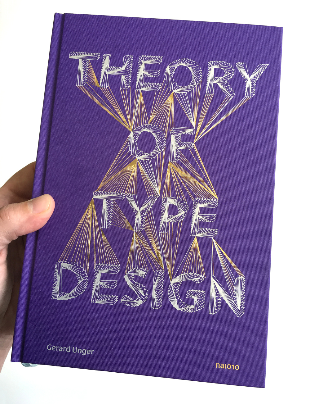 Gerard Unger Theory Of Type Design Nai010 Publishers Www Hansje Net